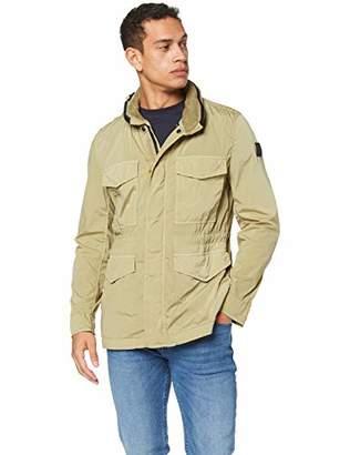 BOSS Men's Olisso-d Jacket, Dark Blue 404, (Size: 56)