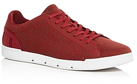 Swims Men's Breeze Knit Lace-Up Sneakers