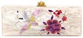 Edie Parker Flavia Garden Box Clutch