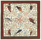 Gucci Rapaci print silk pocket square