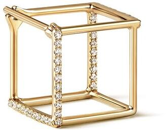 Shihara Diamond Square Earring 10 (02)