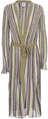 M Missoni Long Cardigan L/s V Neck