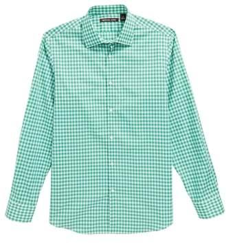 Michael Kors Check Dress Shirt