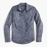 J.Crew Perfect shirt Liberty® Catesby floral