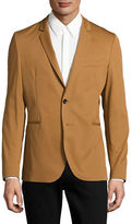 Ps By Paul Smith Deconstructed Slim Fit Blazer