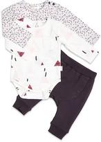 Miles Baby Girls' Bodysuits & Jogger Pants Set