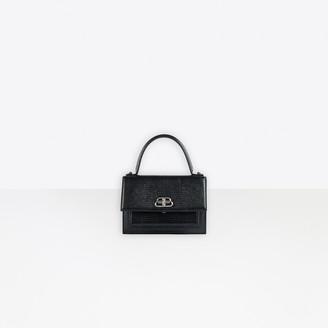 Balenciaga Sharp XS Satchel Shoulder Bag