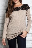 Umgee USA Lace Beauty Top