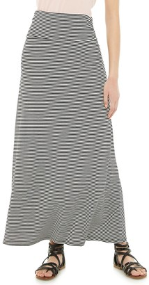 Juniors' SO Cinched Waistband Maxi Skirt