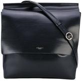 Nina Ricci foldover bucket bag - women - Leather - One Size