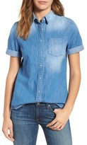 AG Jeans Women's Easton Denim Shirt