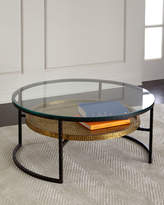 Arteriors Granger Metal Coffee Table
