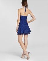 BCBGMAXAZRIA Dress - Basanti Rosette Halter