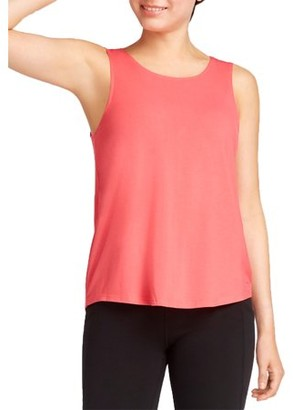 Danskin Women's Active Twist Back Tank