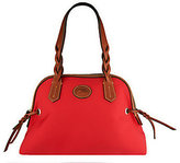 Dooney & Bourke As Is Nylon Small Domed Satchel