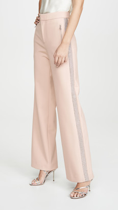 Area Bonded Wide Leg Trousers