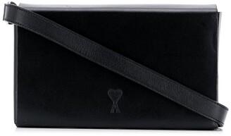 Ami small De Coeur box bag