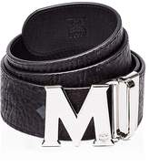MCM Visetos Round Reversible Belt
