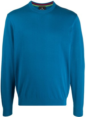 Paul Smith Fitted Plain Jumper