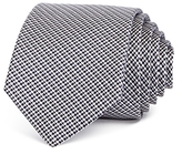 Theory Mini Houndstooth Non Solid Skinny Tie