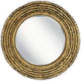 """Regina-Andrew Design 32"""" Petal Round Mirror - Gold Leaf - Regina Andrew Design"""