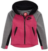 Nike Girl's Fleece Tech Pack Hoodie
