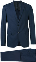 Armani Collezioni two piece suit - men - Cotton/Spandex/Elastane/Acetate/Viscose - 48
