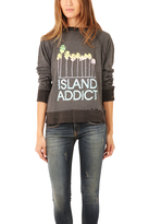 Wildfox Couture Island Addict Sweatshirt