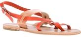 Erotokritos strappy flat sandal