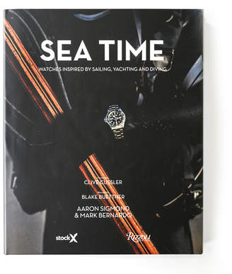 Rizzoli Sea Time Watches Inspired by Sailing, Yachting and Diving Book