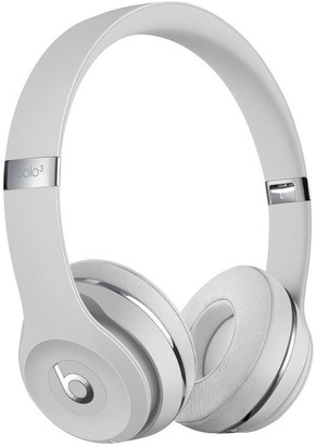 Beats by Dr Dre Beats Solo3 Wireless On-Ear Headphones Satin Silver MX452PA/A