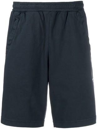 Acne Studios elasticated-waistband shorts