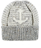 Thom Browne Men's Anchor Wool-Mohair Beanie