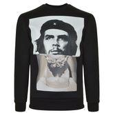 Neil Barrett Guevara Hybrid Print Sweatshirt