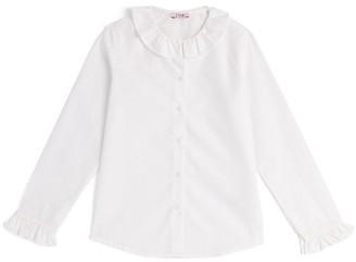 Il Gufo Ruffled Shirt (3-12 Years)