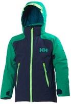 Helly Hansen Boy's 'Stuben Jr.' Water Repellent Hooded Jacket