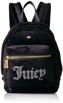 Juicy Couture Bel Air Bijoux Luxe Velour Mini Backpack