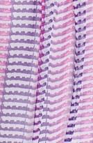 Casual Studio Print Three Quarter Sleeve Blouse