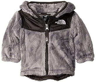The North Face Kids Oso Hoodie (Infant) (Meld Grey) Girl's Coat