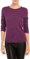 Qi Long Sleeve Cashmere Sweater