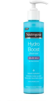 Neutrogena Hydro Boost Gelee Milk Cleanser 200Ml