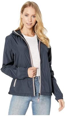 Hunter Shell Jacket (Navy) Women's Coat