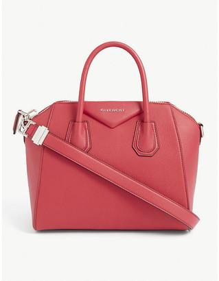 Givenchy Antigona small sugar-leather tote bag