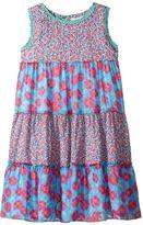 Kate Spade New York Kids - Tiered Trapeze Dress Girl's Dress