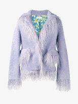 Saks Potts shearling jacket