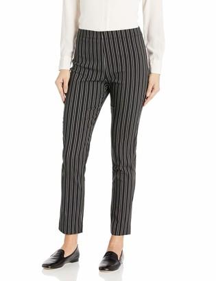 Karen Kane Women's Stripe Piper Pants L