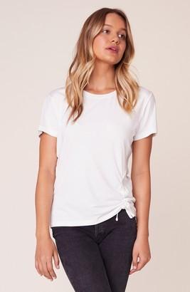 BB Dakota Cinch Me Ruched Side T-Shirt