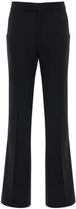 Polo Ralph Lauren Cool Wool Faille Flared Pants