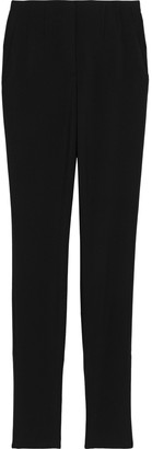 The Row Corso Wool-blend Twill Skinny Pants