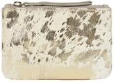 Accessorize Laura Foil Printed Leather Coin Purse